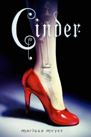The Lunar Chronicles by Marissa Meyer (1/4)