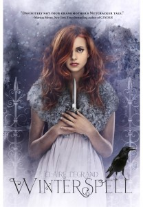 Winterspell by Clair Legrand