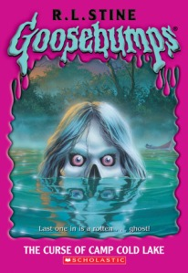 This one particularly scared the hell out of me. Especially the cover. This is probably why I don't swim in lakes.