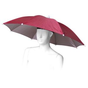 It's dual-purpose for sun OR rain!