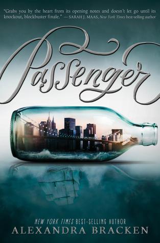 Passenger by Alexandra Bracken (1/2)